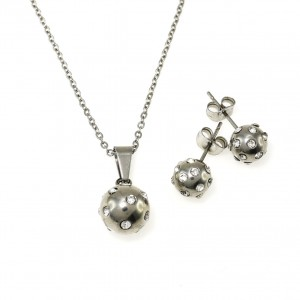 4937IST, Ball Set with Stone