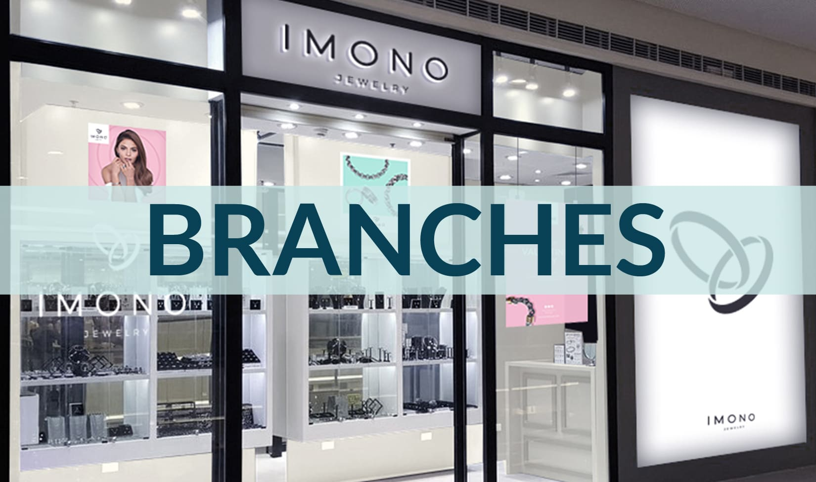 Branches - Imono Steel Jewelry Philippines