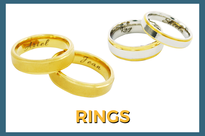 Imono Jewelry Philippines - Rings